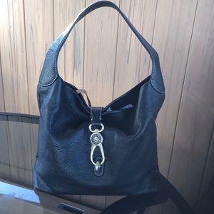 Dooney and Bourke leather logo handbag